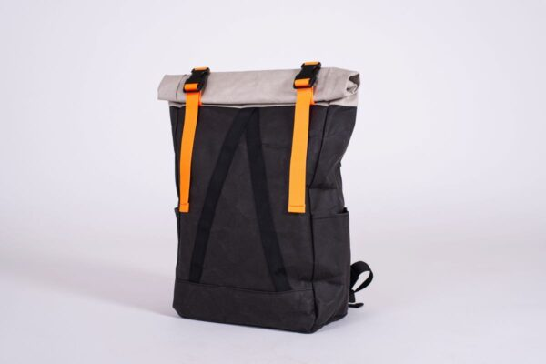 Courier bag, black