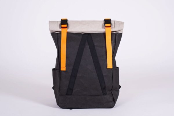 courier backpack, black
