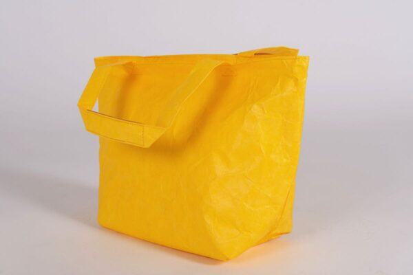 tote bag, yellow