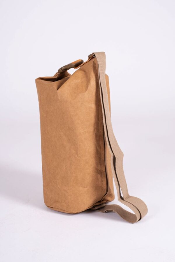 bucket bag, tan